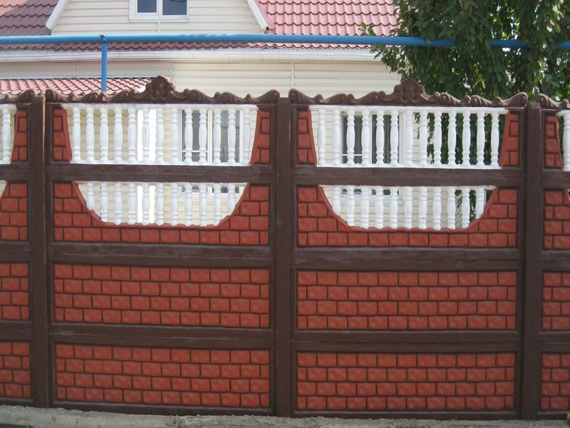 ограда цена