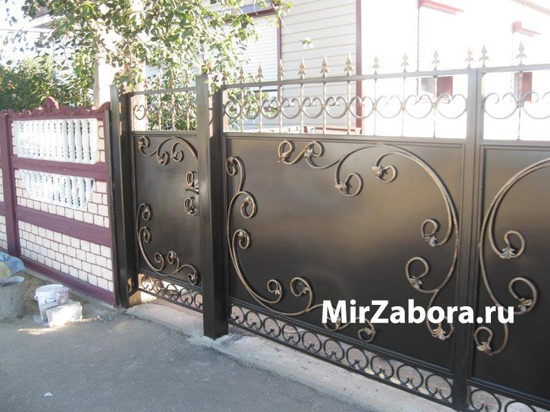 Ворота Михайловка