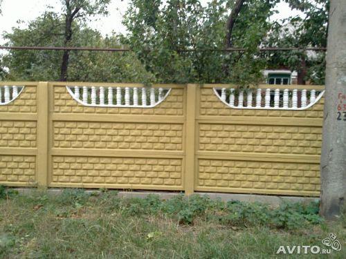 купить забор волгоград